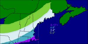 Snow map 1-21 v1