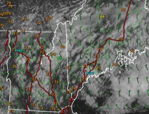 3:30 PM Observations Verifying Today's Forecast
