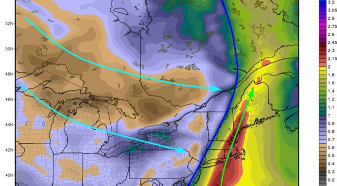 First Fall Like Front Of The Season To Bring Heavy Rains Sunday Night