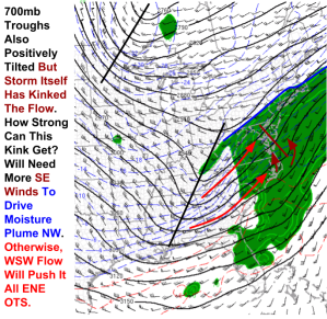 10 AM 700mb Analysis. Image Credit: SPC
